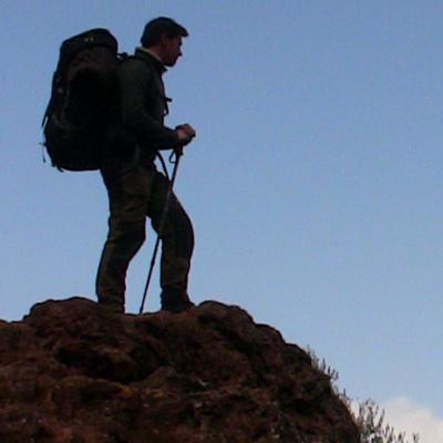 Portfolio Amazigh 1000 km à pied  sur la piste berbère