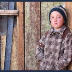 Nomade Kirghize