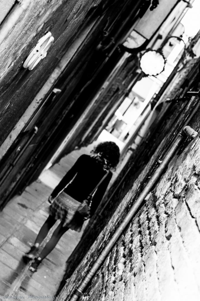 Venise noir et blanc (10)