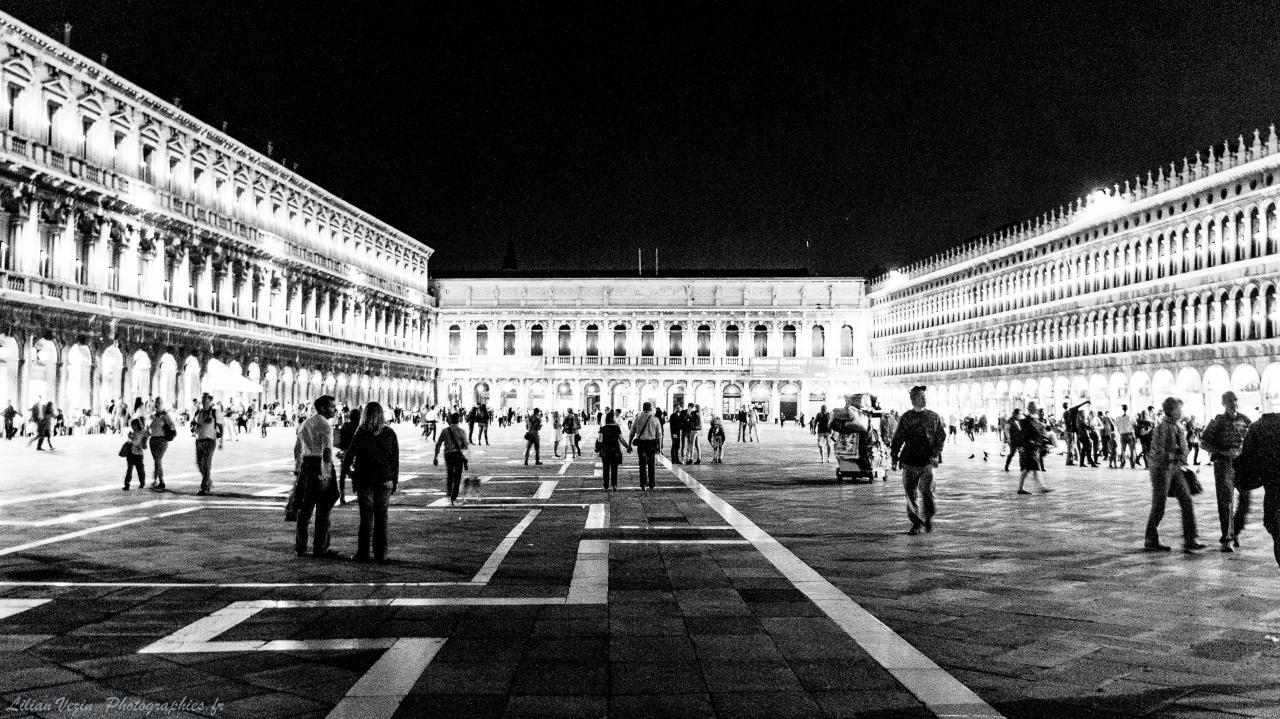 Venise noir et blanc (105)