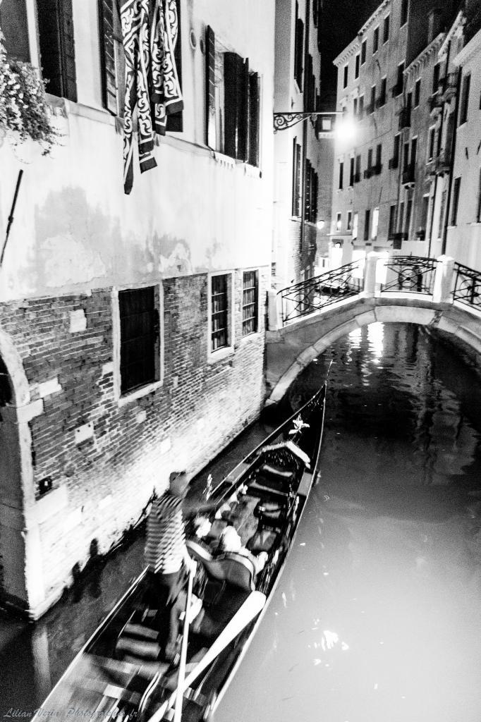 Venise noir et blanc (110)