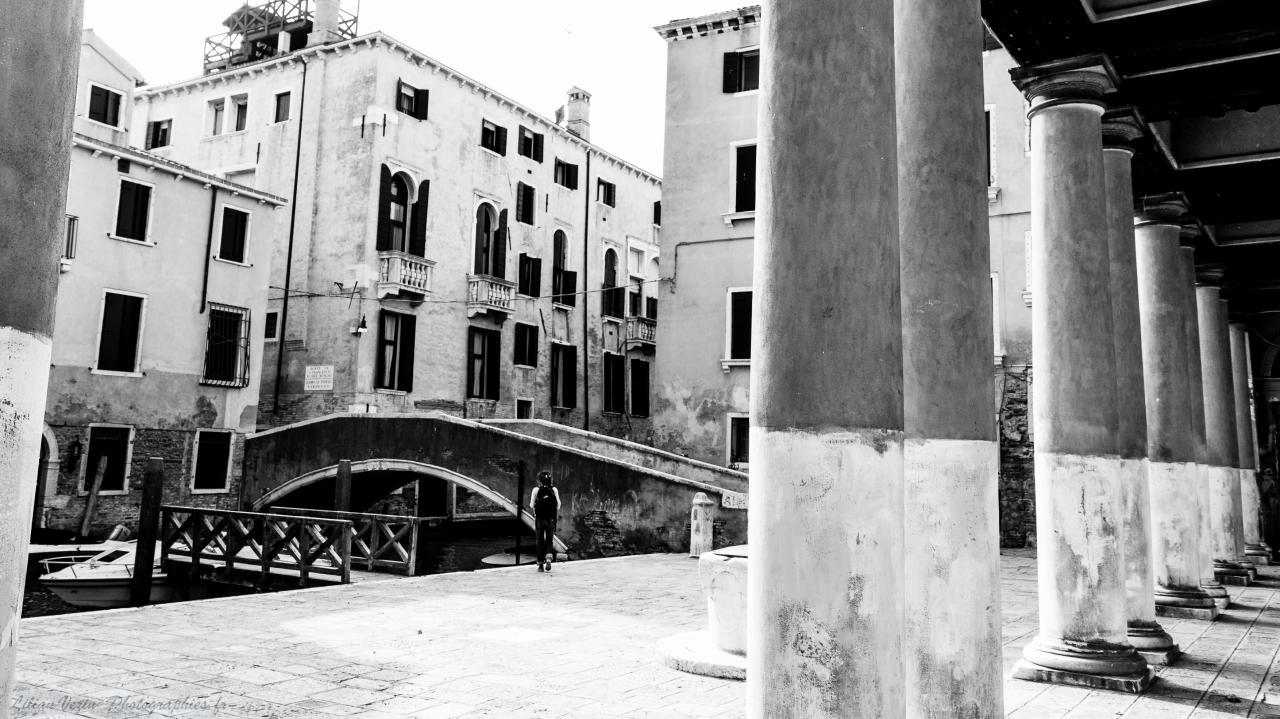 Venise noir et blanc (113)