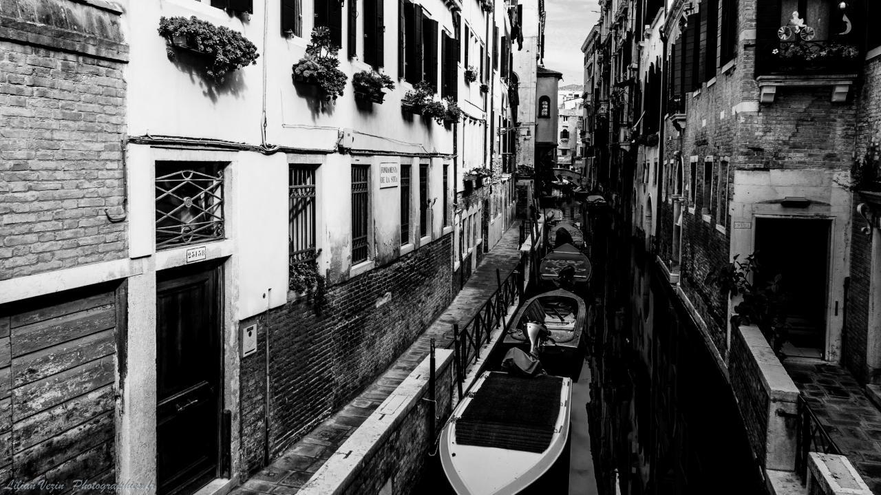 Venise noir et blanc (12)