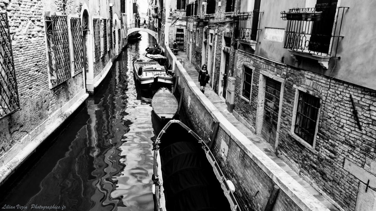 Venise noir et blanc (13)