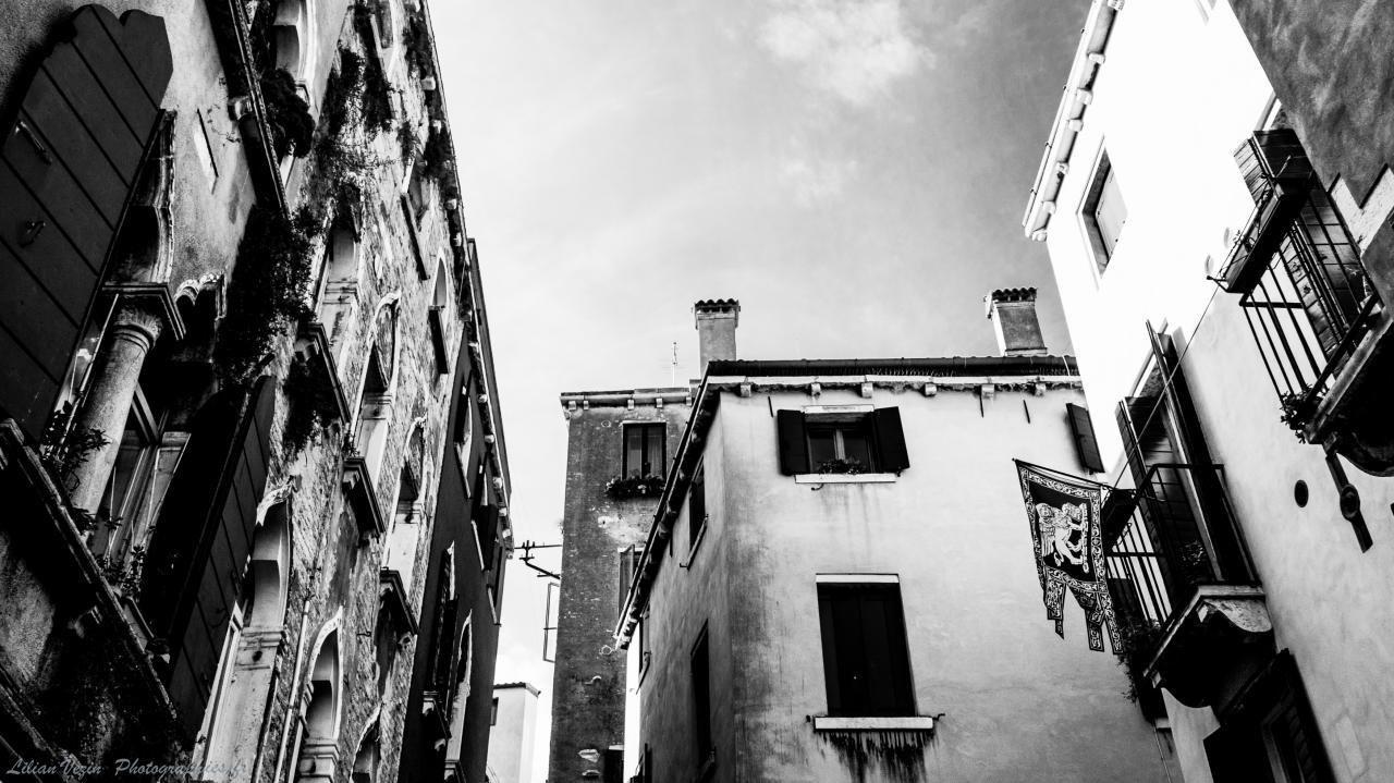Venise noir et blanc (15)