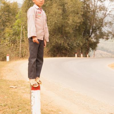 Porftolio Nord Vietnam à moto