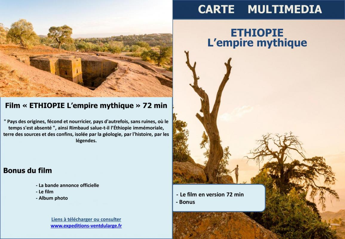 Carte multimedia abyssinie l empie mythique