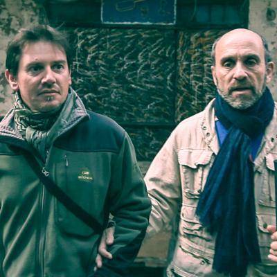 Deux hommes pour un regard8